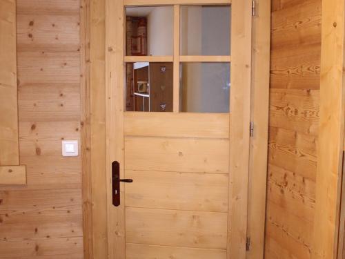 PO014 - Porte bois et verre