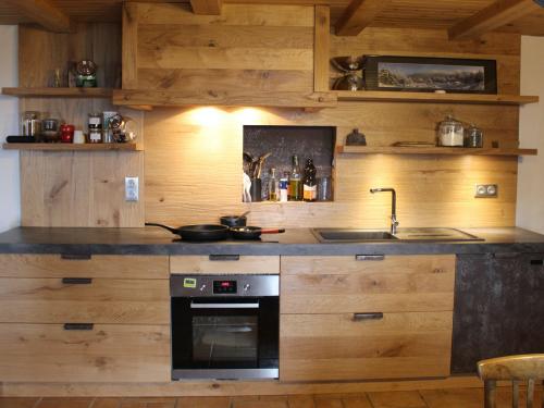 CC020-Cuisine bois et tôle